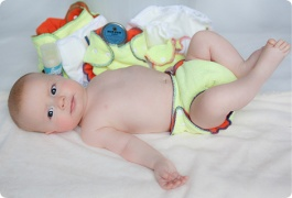 Wonderwear Cloth Diapers